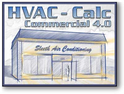 Air Conditioning Software Programs, HVAC-Calc Heating load